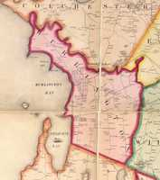 I collect old maps of towns and states, especially early 19th century, and love the quirky errors. Wish they weren't so hard to find.