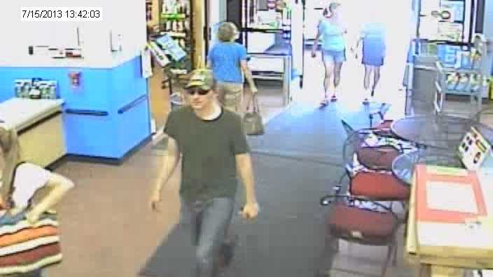 Police look for credit card thief - img