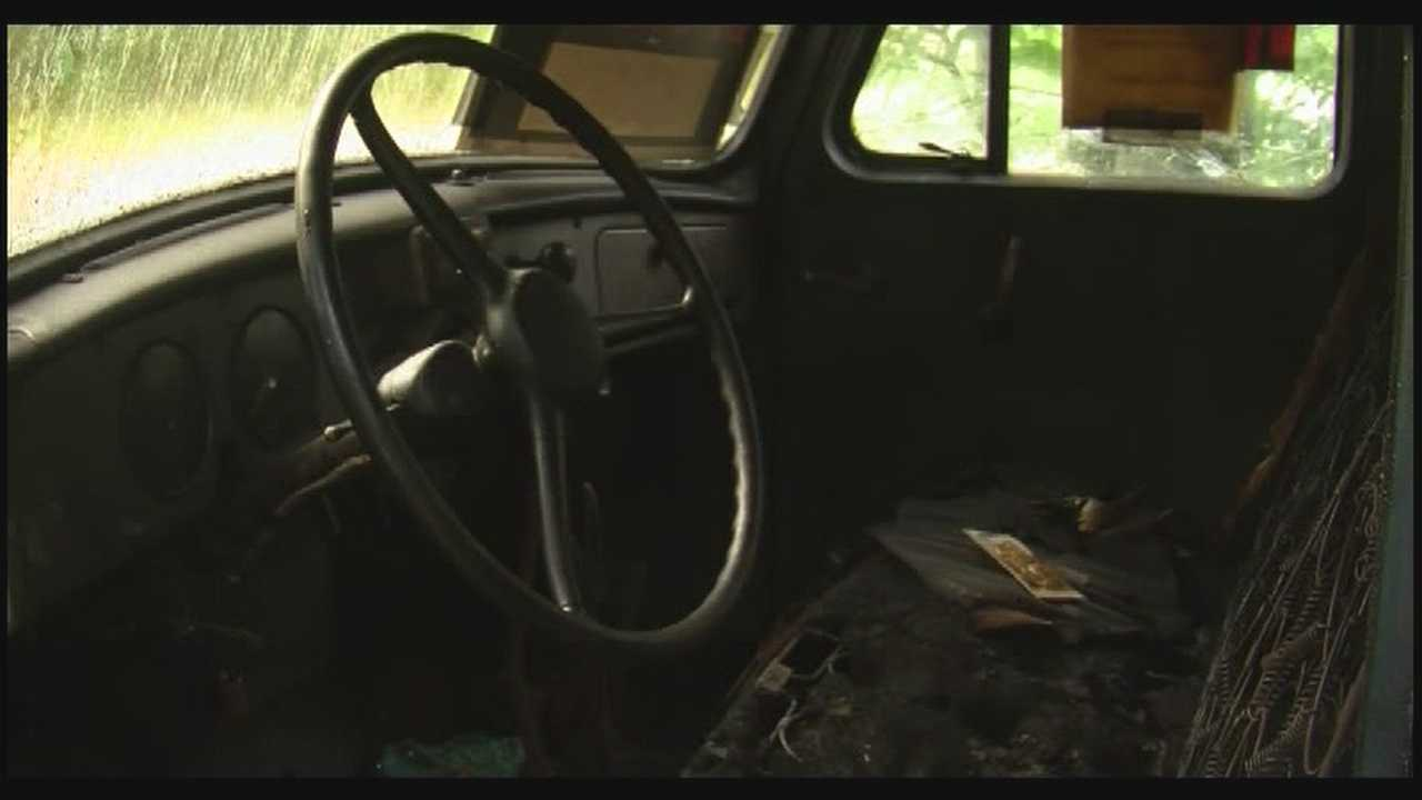 Teens allegedly set cars on fire