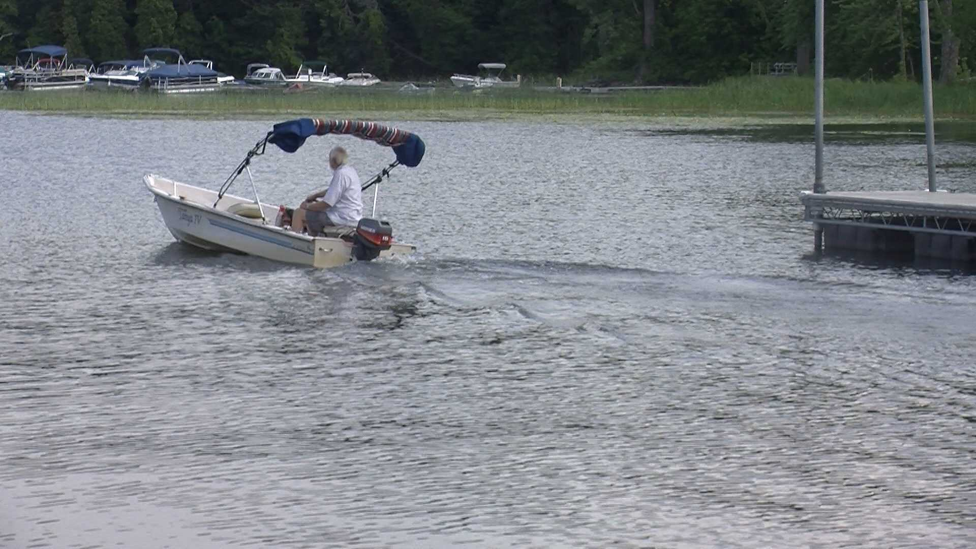 Officials issue lake warnings