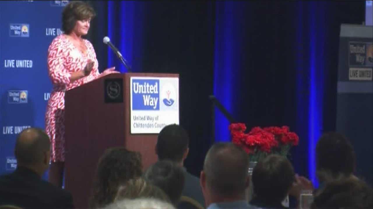 Local volunteers honored at United Way breakfast