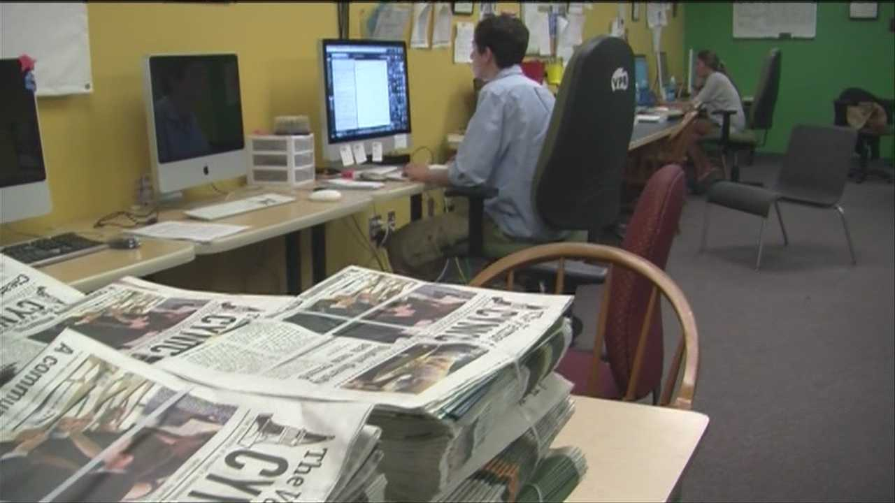 Students at the University of Vermont want to know if it was one of their own who posted a racy ad to Craigslist.