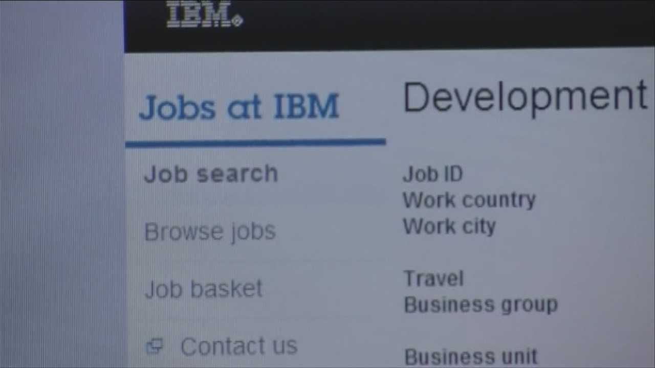 IBM takes down add after potential age discrimination
