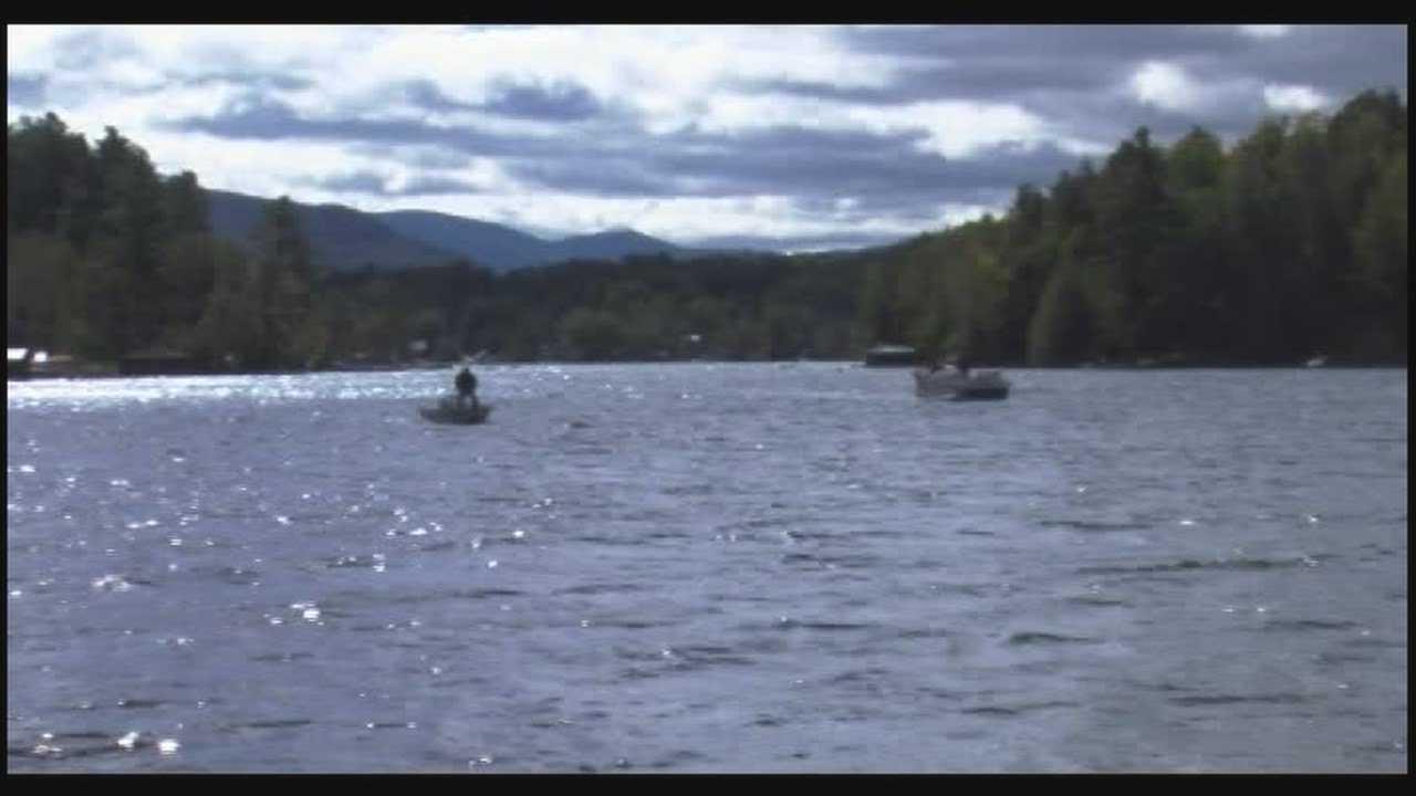 90-mile canoe race kicks off fall festivities