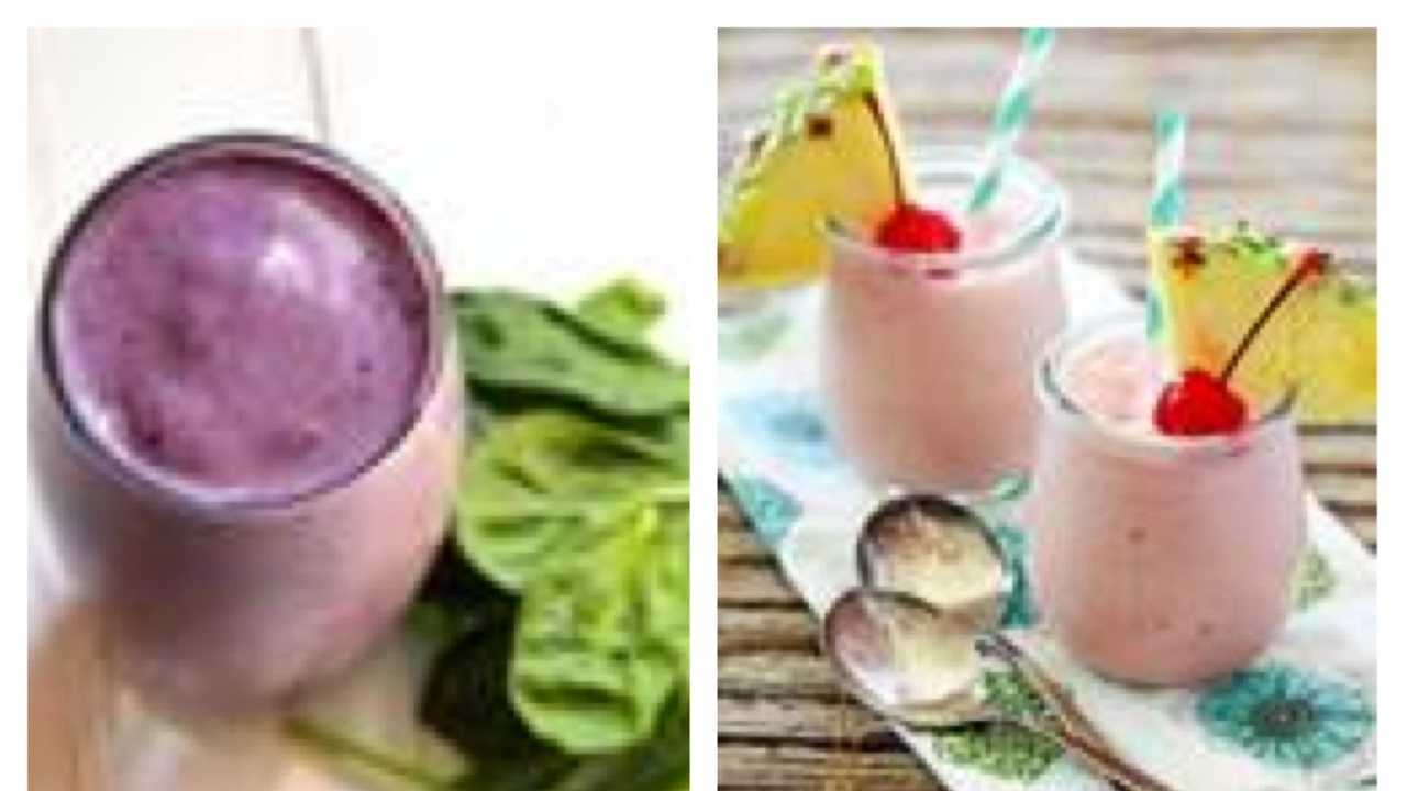"""Blend"" You Way into the School Year: Smoothies for Breakfast! 0 img"