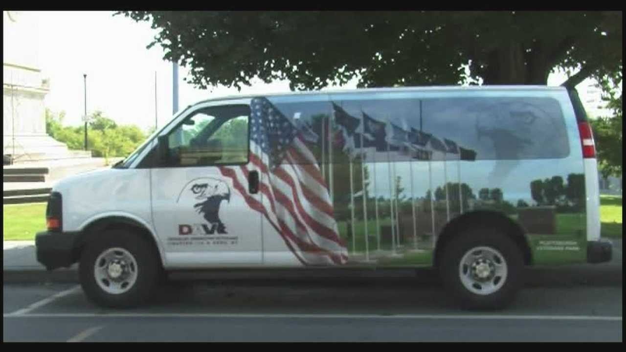 Radio station raises money to give disabled vets to wheels