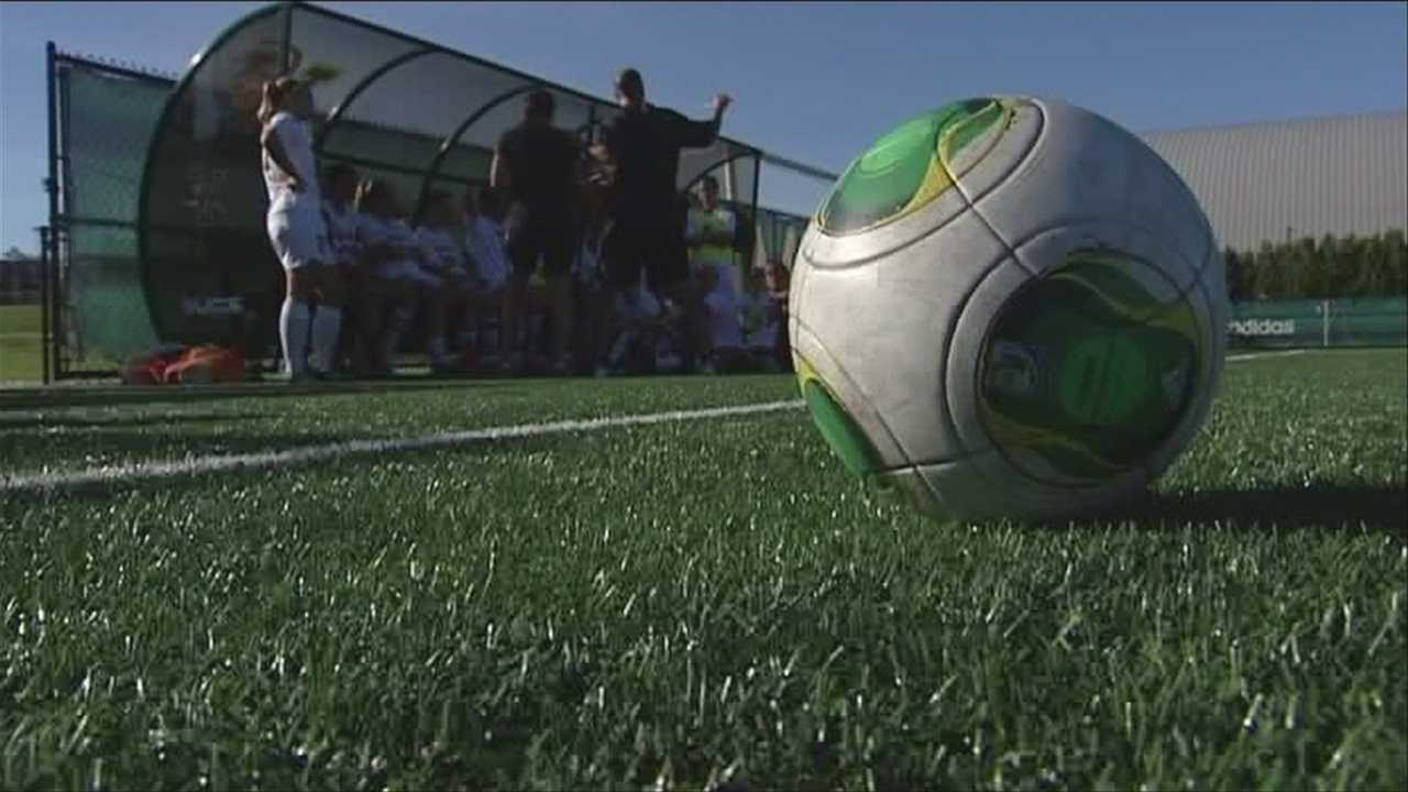 UVM vs FDU in women's soccer
