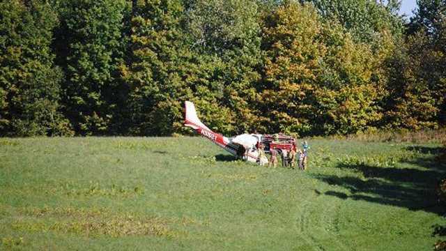 Vermont plane crash