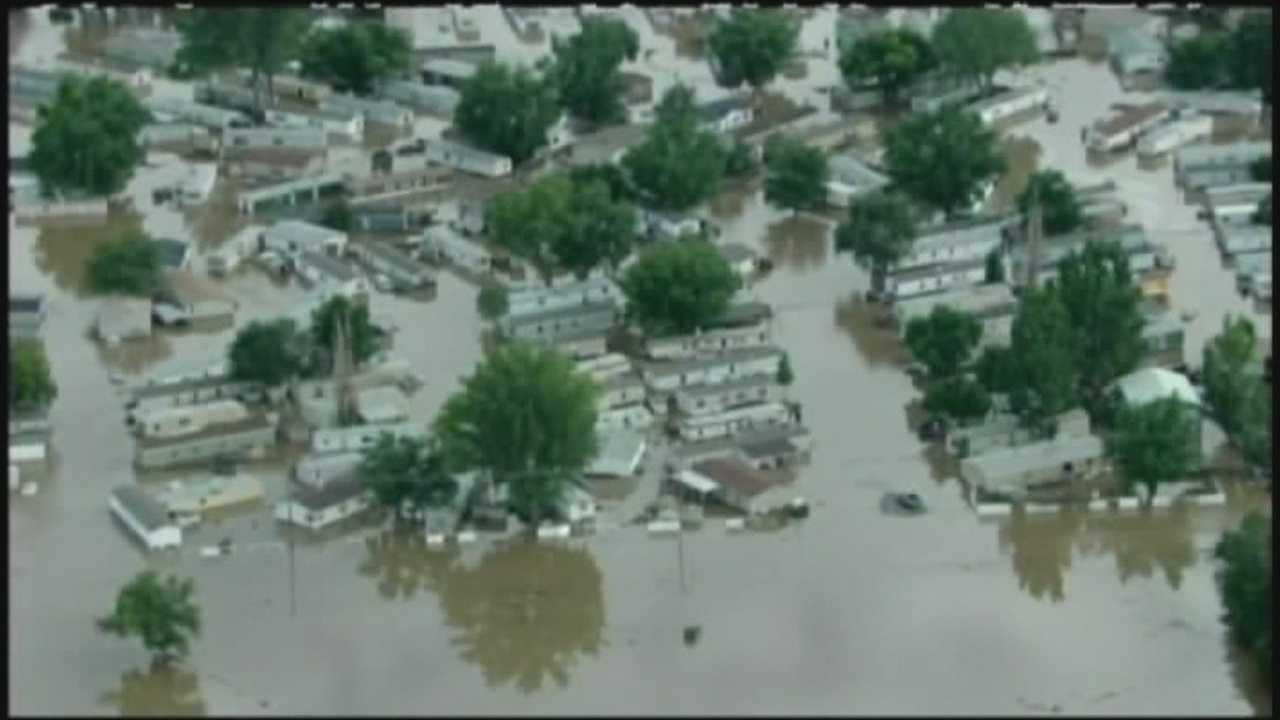 Three Vermont Agency of Transportation officials have returned to Vermont following a week helping out flood-ravaged Colorado.