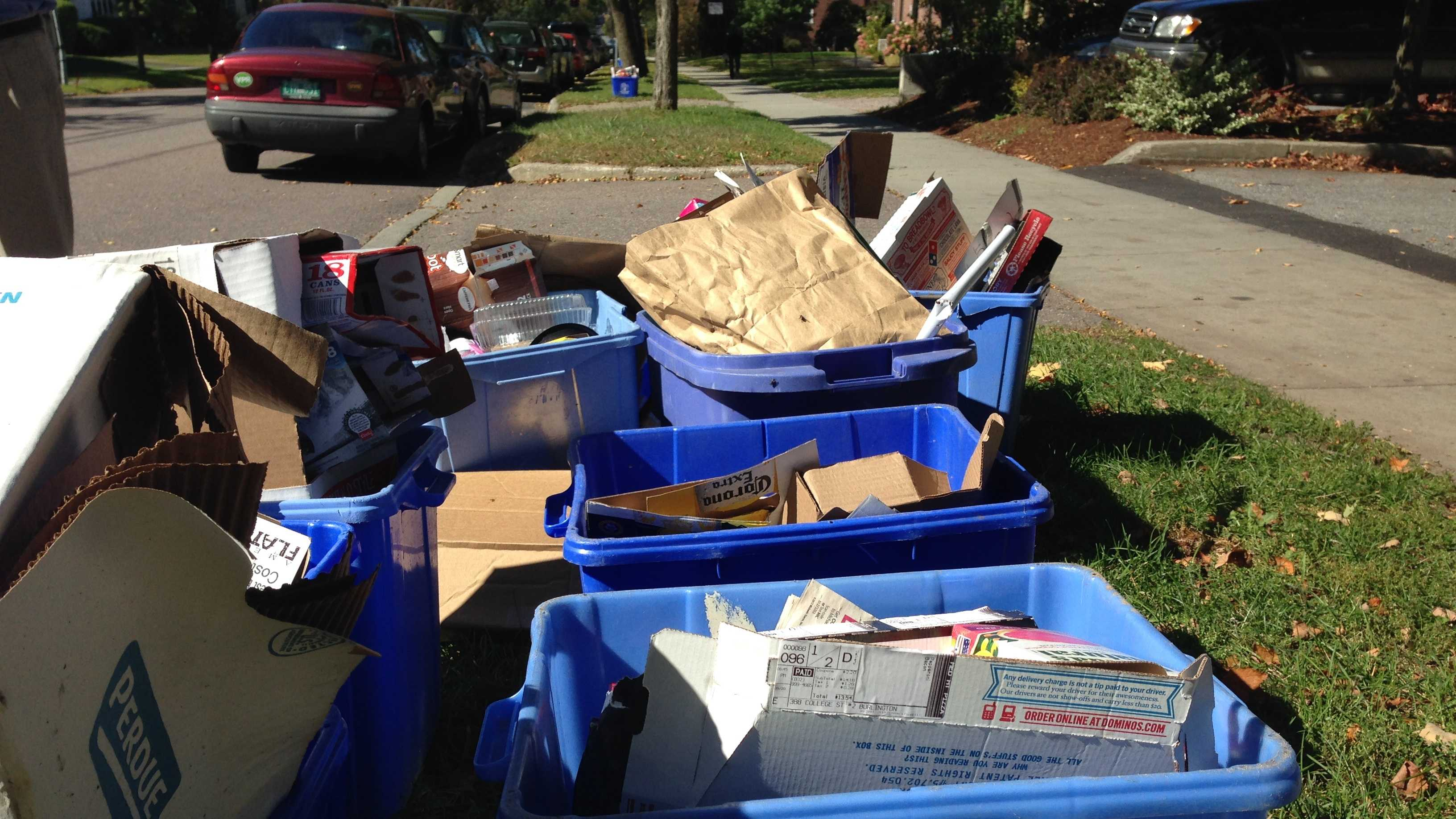 New recycling regulations to go into effect