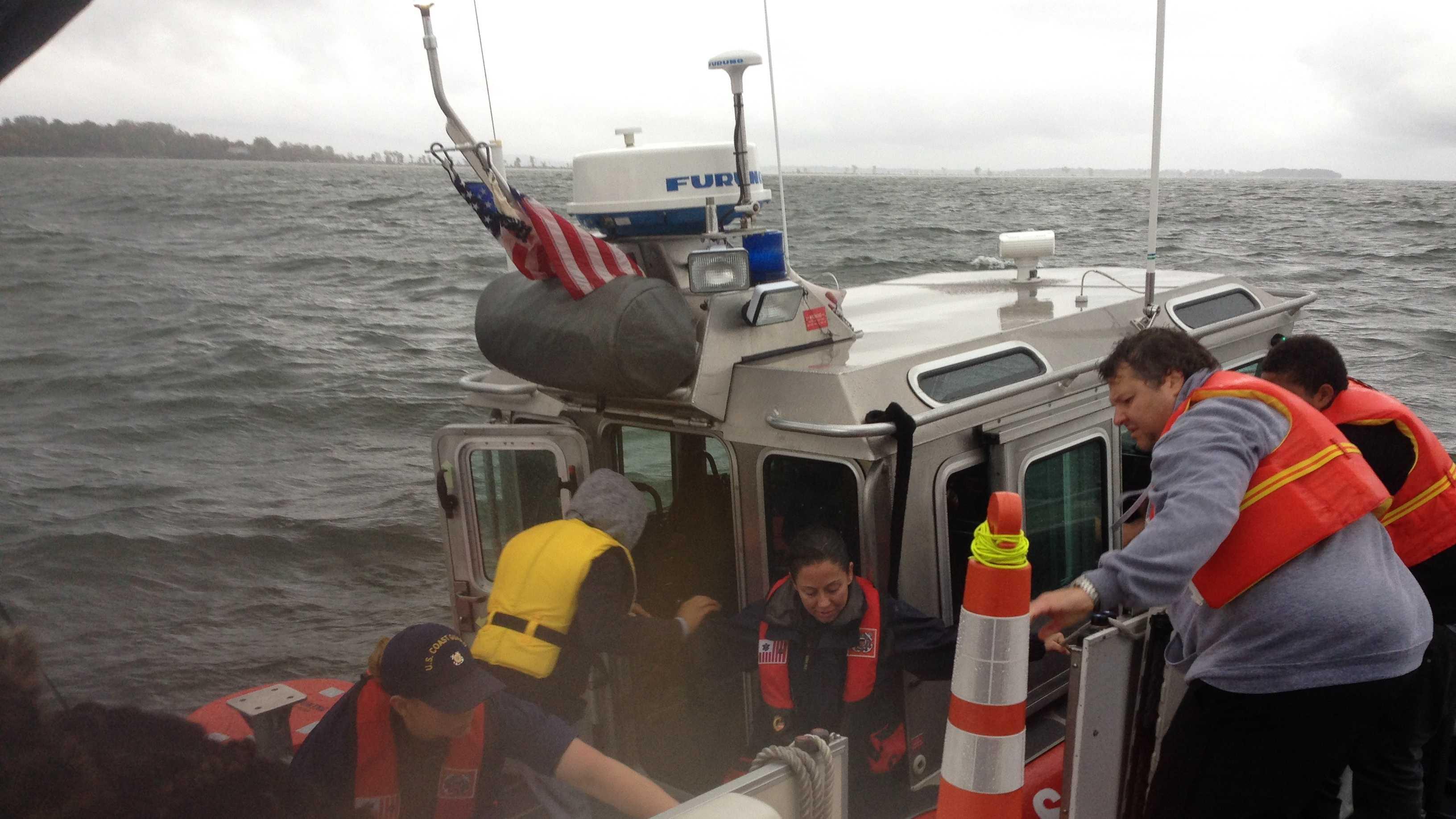 10-6-13 Family rescued on Lake Champlain - img