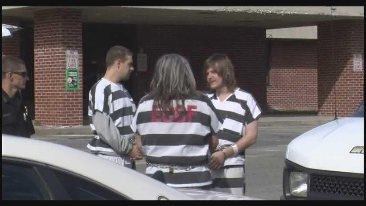 Alleged drug dealers arraigned