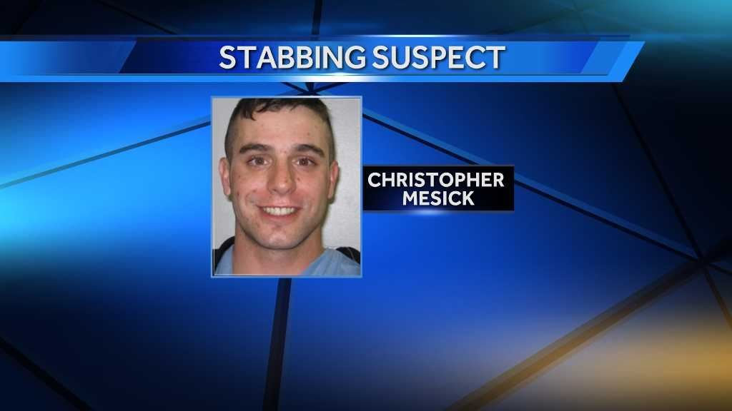10-13-13 1 stabbed in overnight fight - img