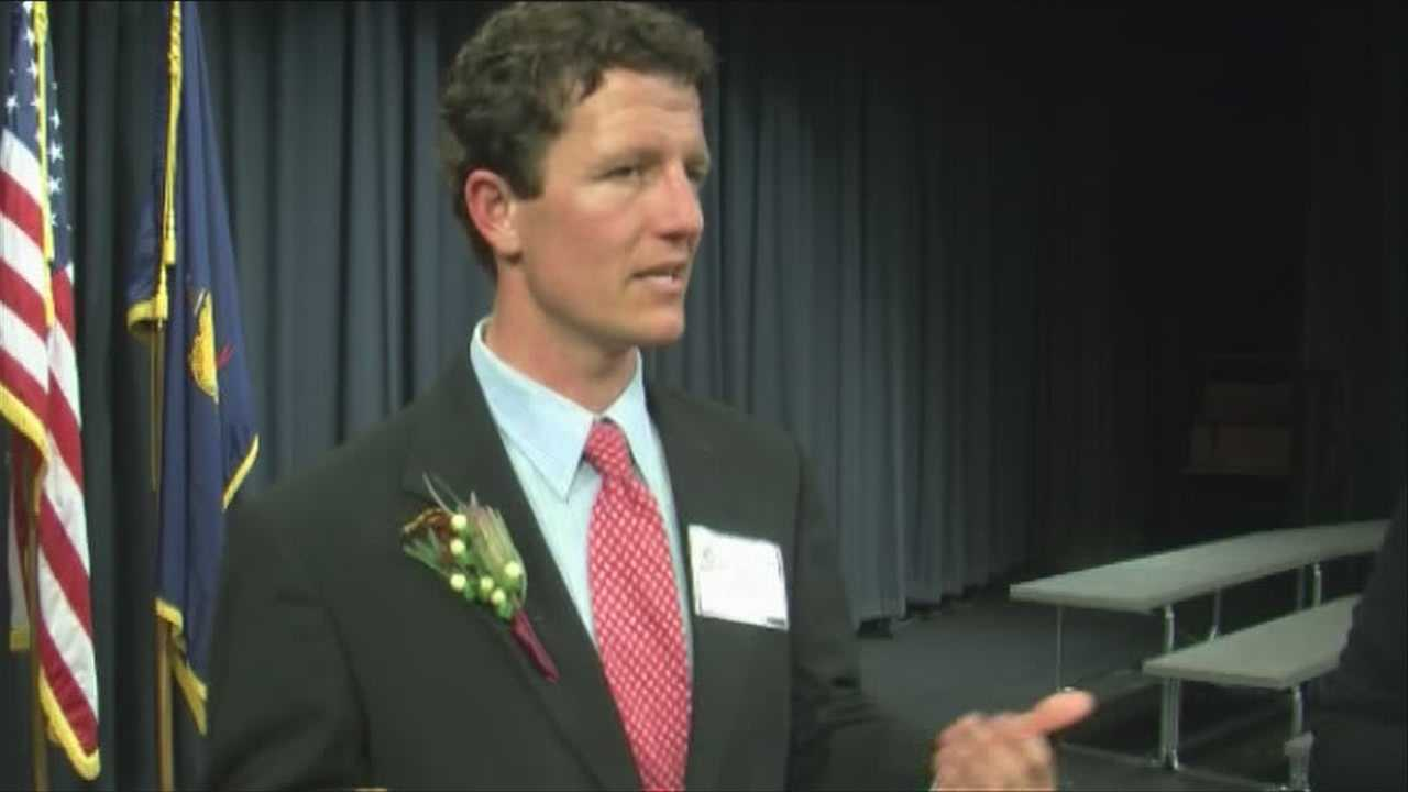 Vermont teacher of the year announced