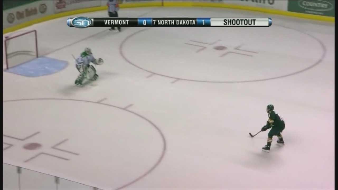 UVM Men's Hockey on Shoot Outs