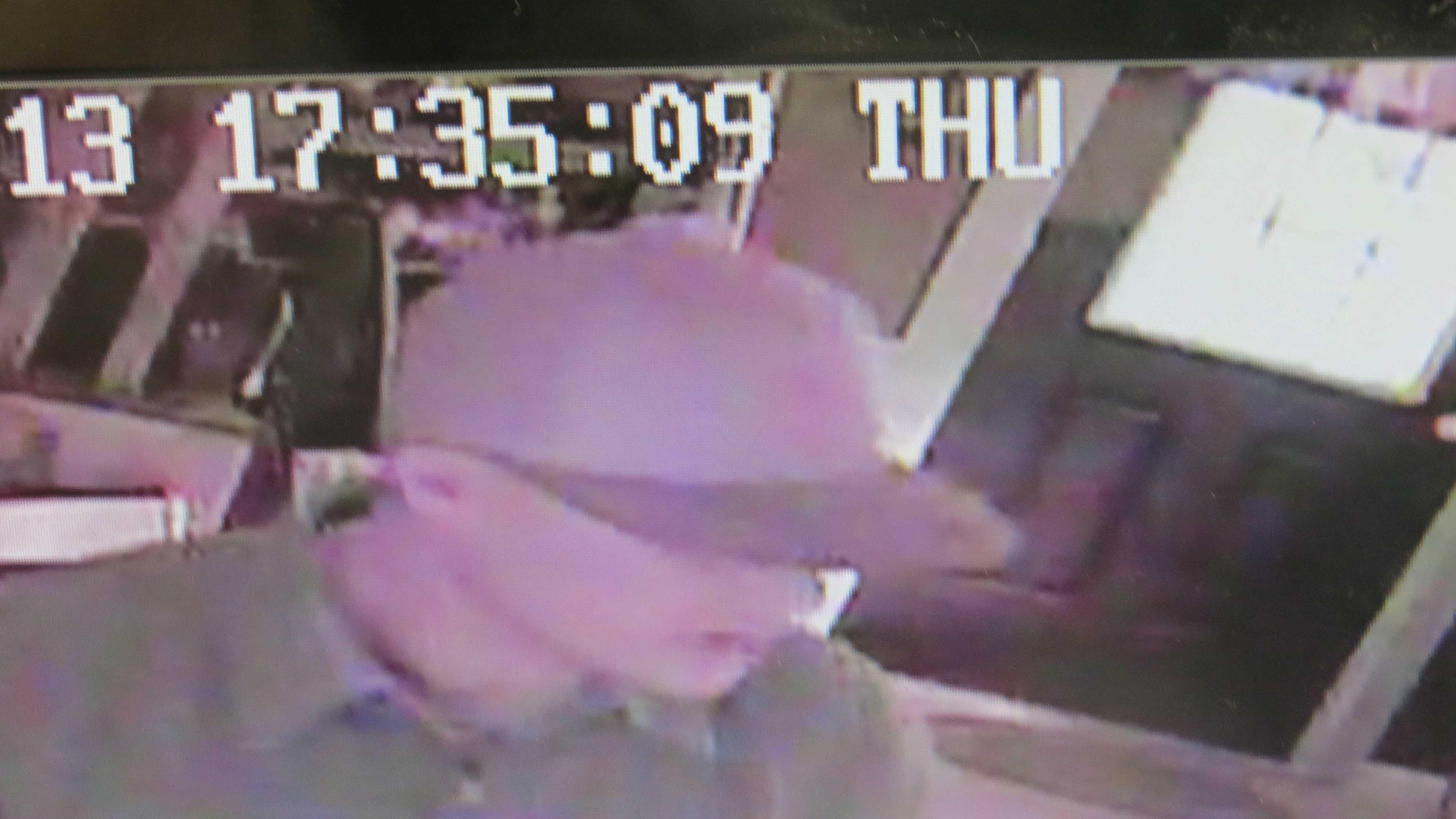 Burglary investigated