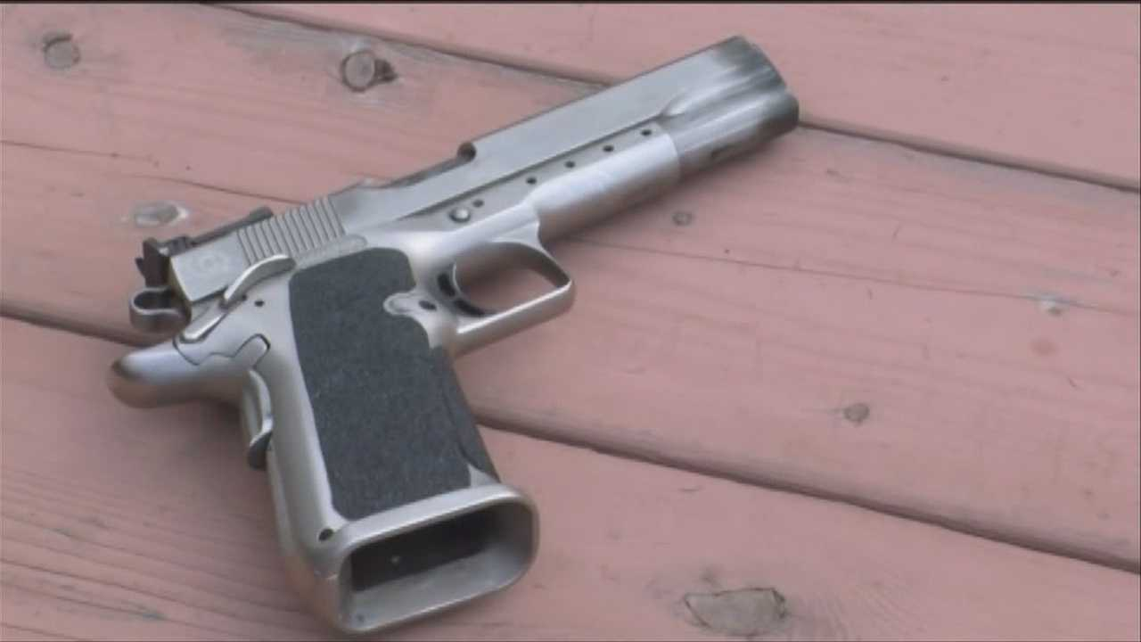 Burlington's City Council will hear from the public on proposed changes to the city charter that would require gun owners take certain action.
