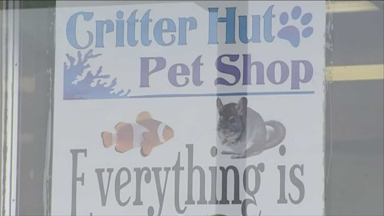 A pet store in Plattsburgh is has a new name after a license revocation