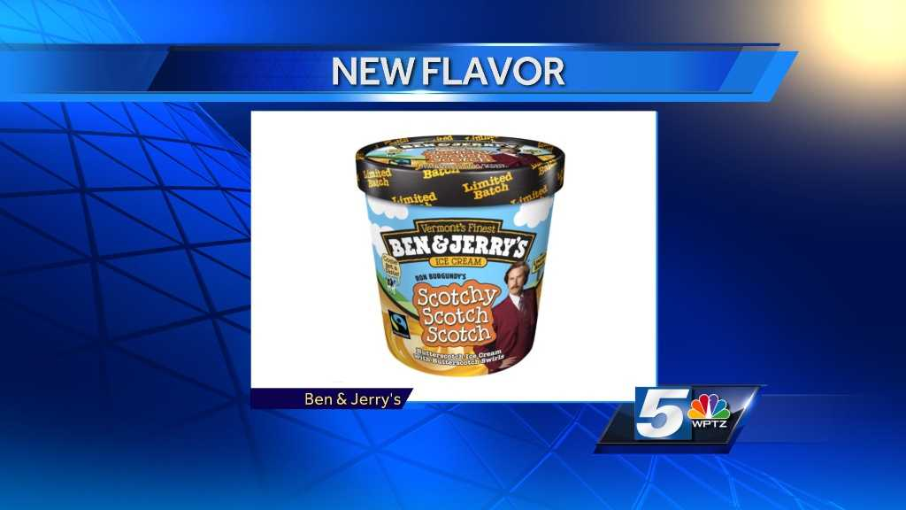 10-22 Ben & Jerry's introduces newsy flavor - img
