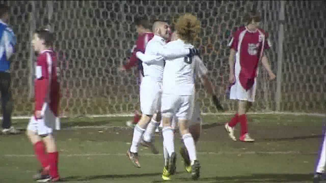 4 boy's soccer teams looking to reach saturday's final game.