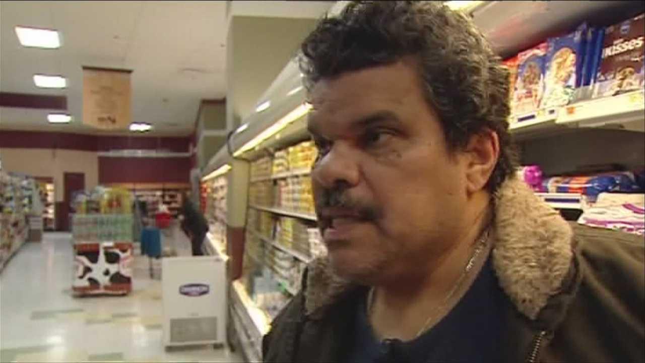 Luis Guzman: I battled hunger growing up