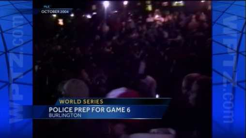 Police prepare for Game Six - img