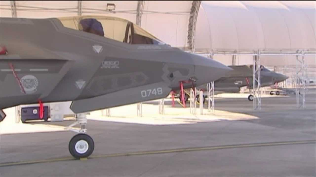 Pentagon set to make F-35 decision
