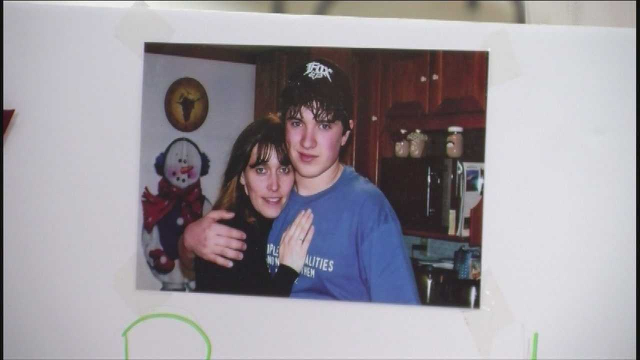 Mom raises money and awareness in her son's memory