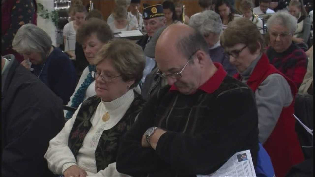 Local veterans thank those who serve