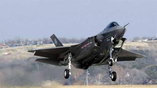 img-POGO opposes basing F-35 in Burlington
