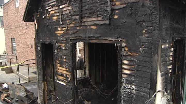 Waterbury business burns down - img 11-19