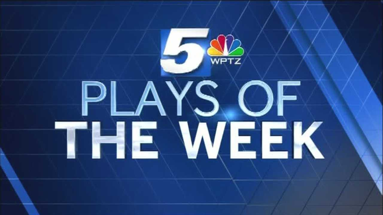 WPTZ Play of the Week results