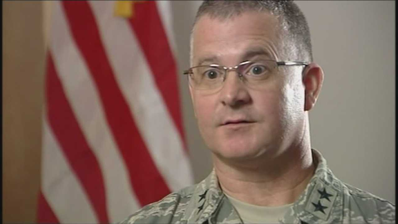 WPTZ Exclusive: General sits down one-on-one