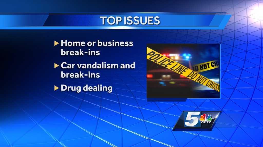 12-10-13 Burglaries top crime survey - img