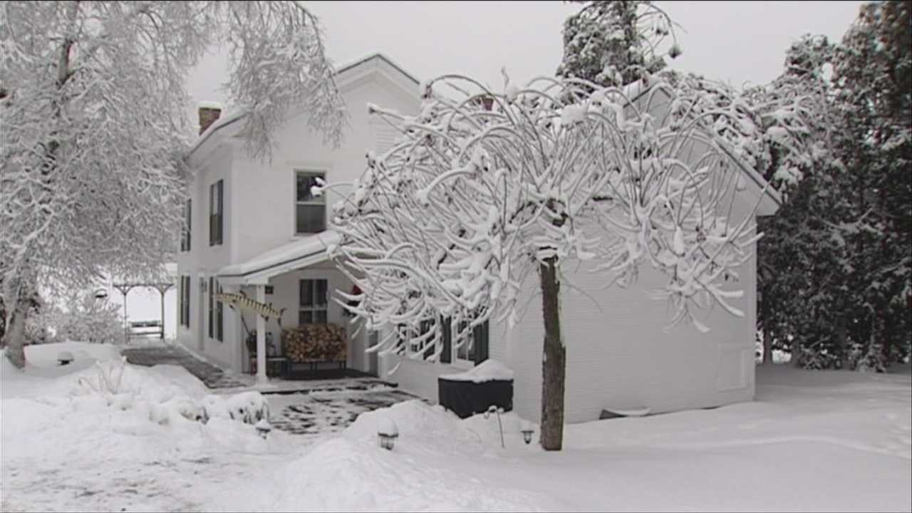Heavy ice and snow continues to cause problems
