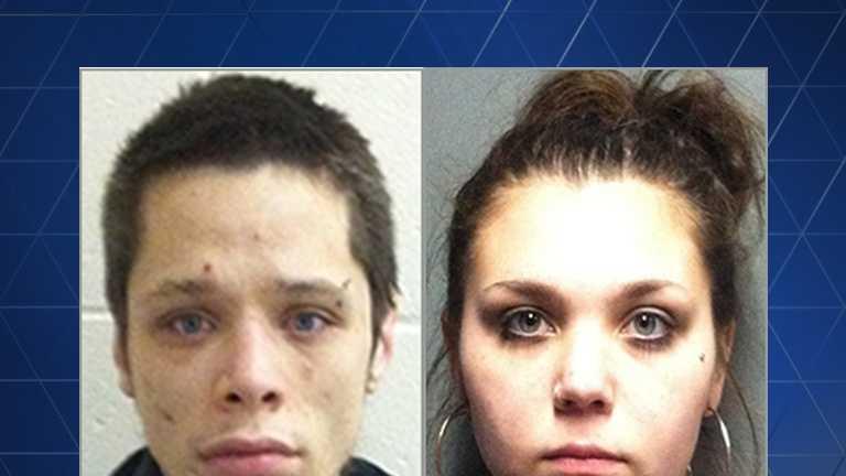 2 accused of selling heroin