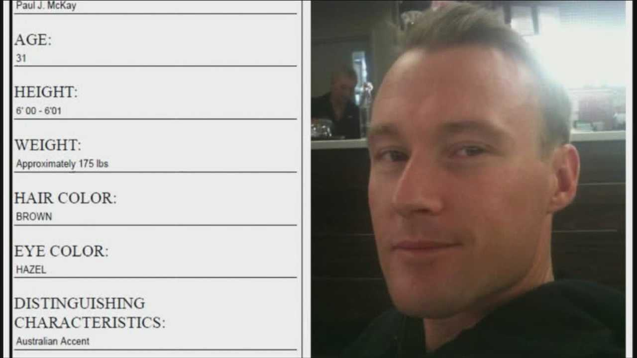 Police search for missing Australian soldier in Saranac Lake