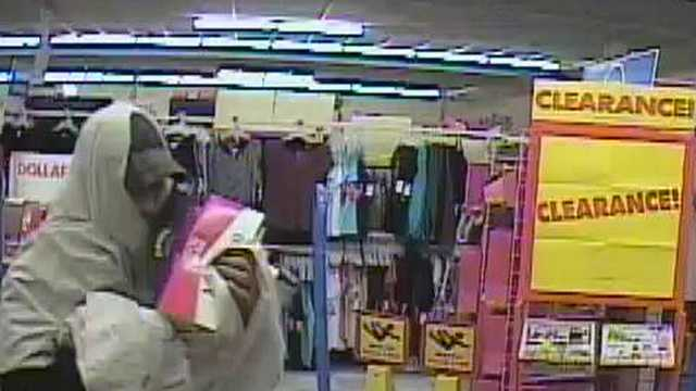 Burglar steals cigarettes from Family Dollar store