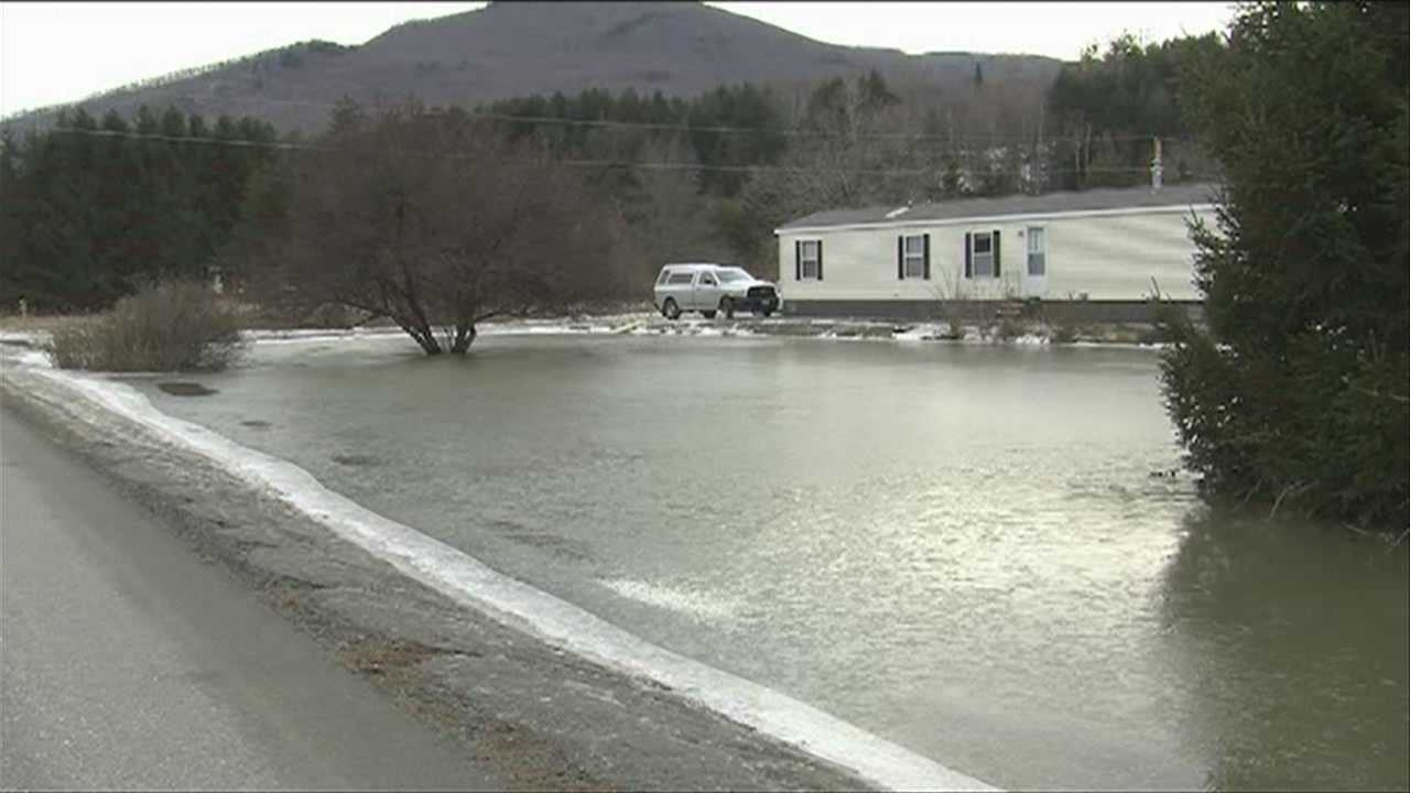 A warm and wet weekend caused another flood and headache for one Richmond resident.