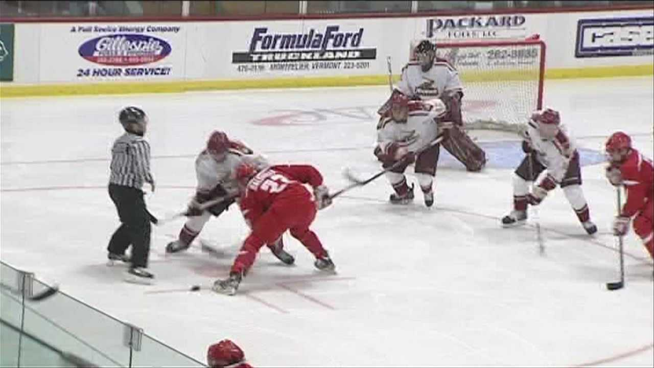 Plattsburgh, Norwich hockey rivalry