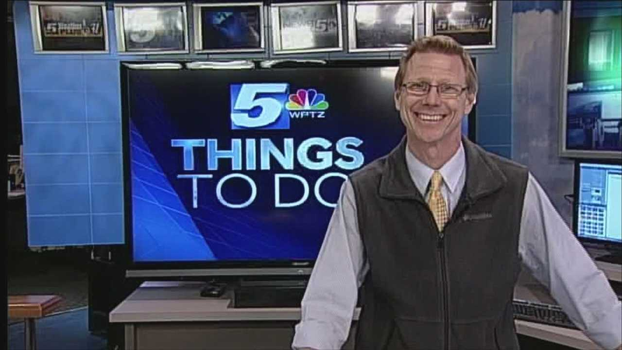 Want to take the family outside? Or see a new exhibit? Tom Messner has all of the details in your things to do today!