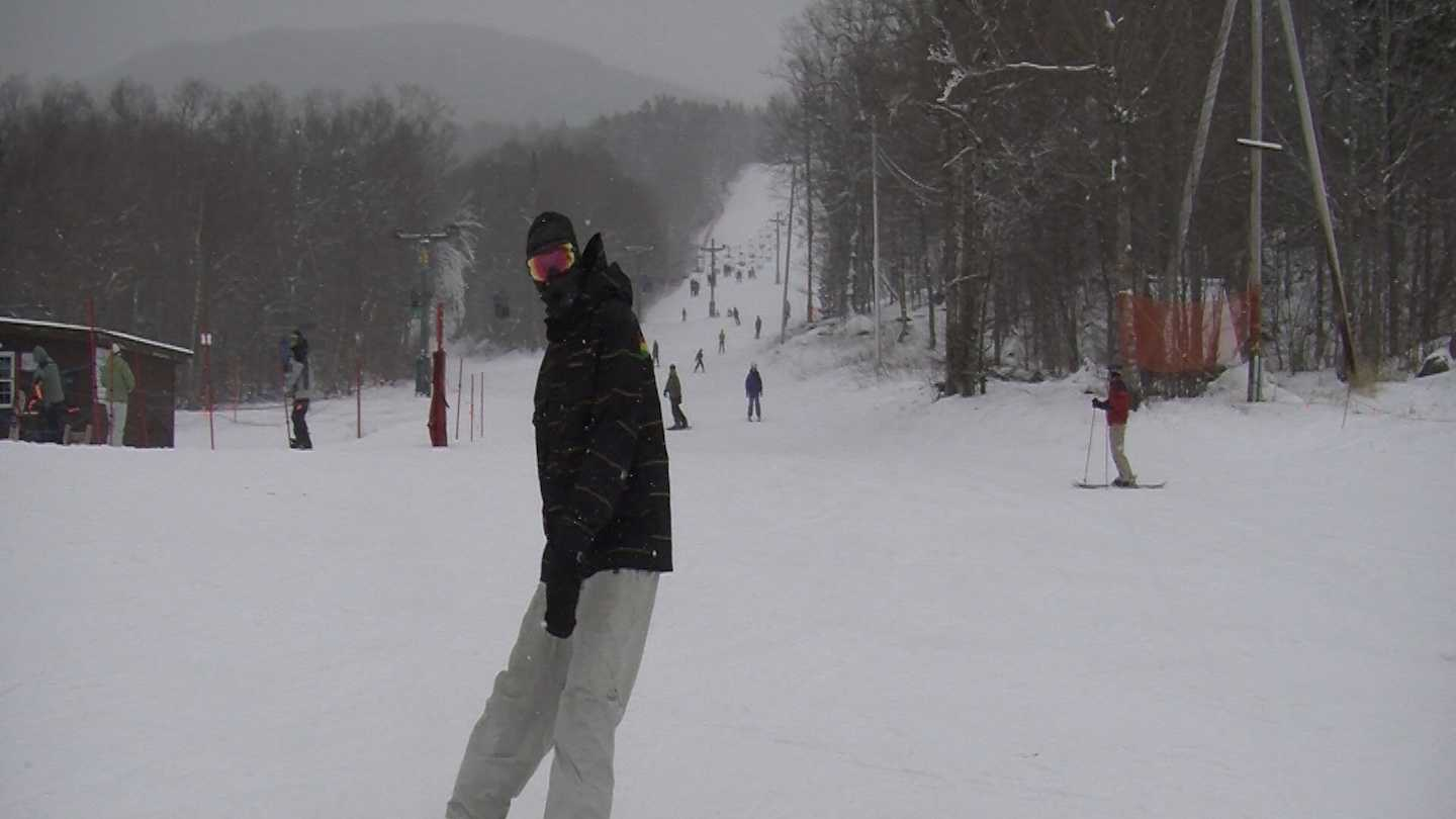 Snow welcomed by skiers, ski shops