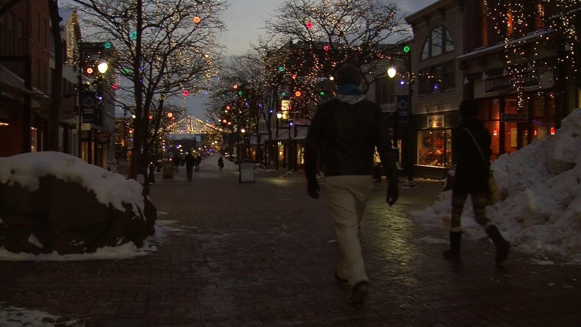 Burlington packs weekend with winter activities