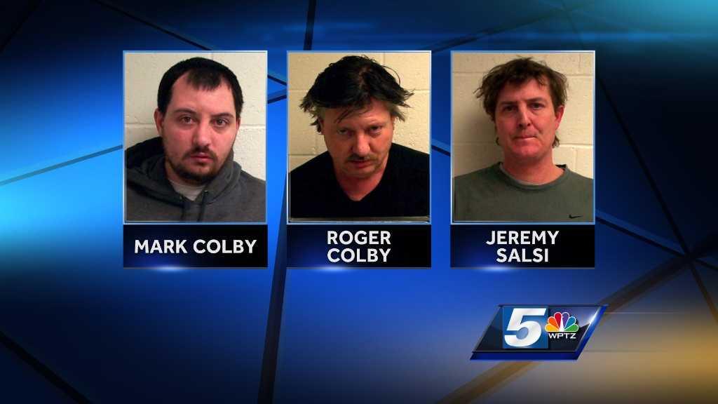 2-13-14 3 arrested on drug charges - img
