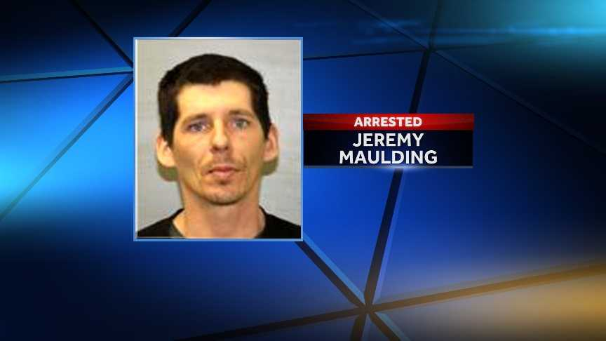 Jeremy Maulding is facing multiple charges after New York State Police say he cut the ground wiring to six NYSEG utility poles and stole the copper conductors on Friday.