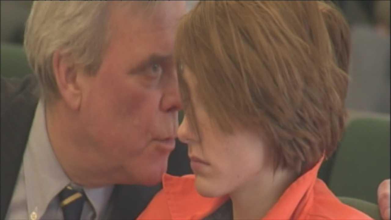 Jeanette Maxfield told investigators in her heart she didn't feel she killed Chris Cafferky