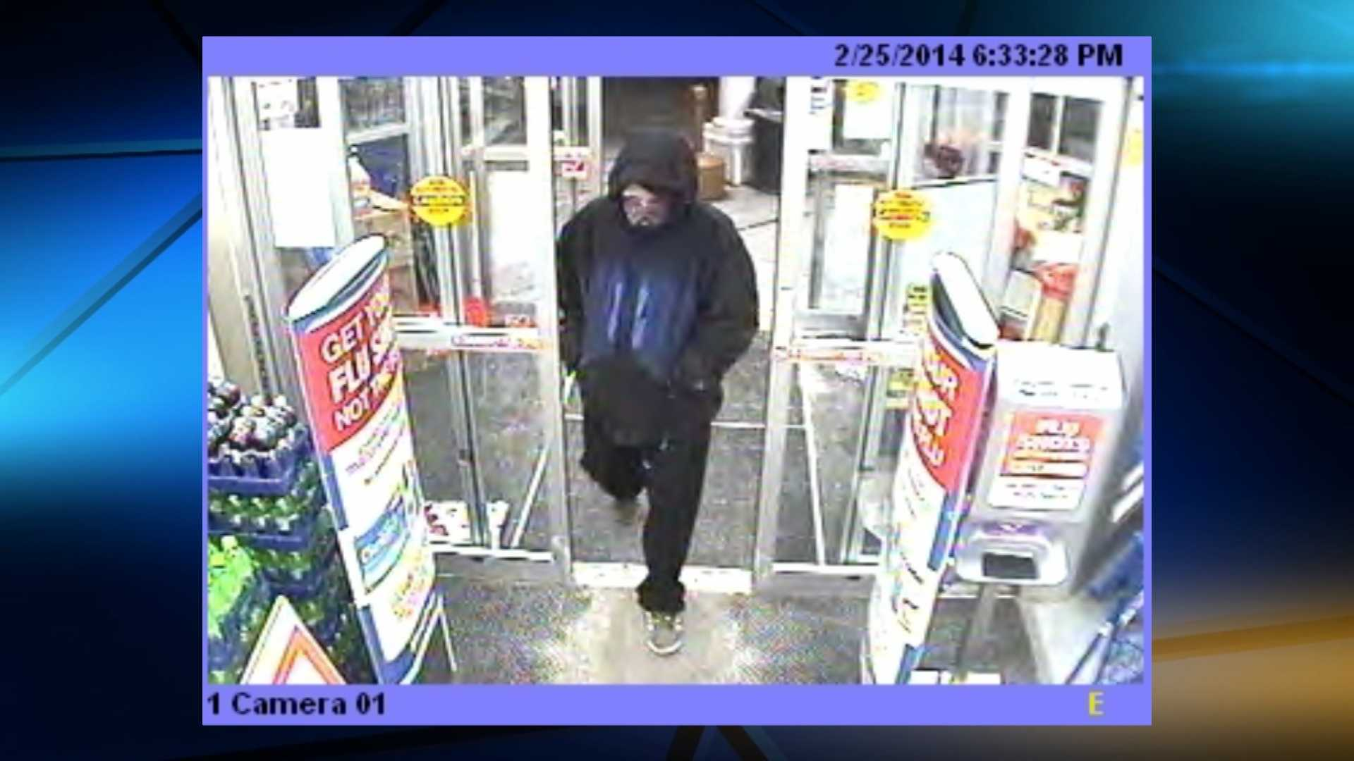 2-25-14 Police investigating reported armed robbery - img