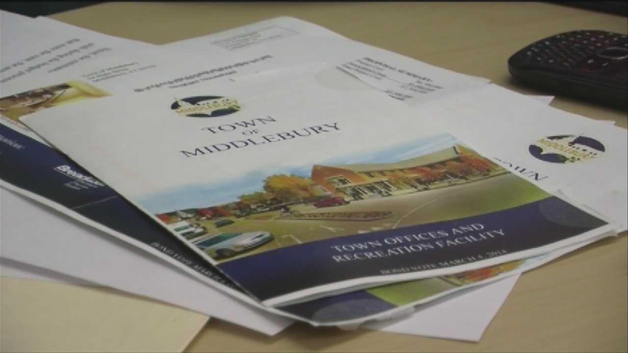 Selectboard member says town phamphet is misleading