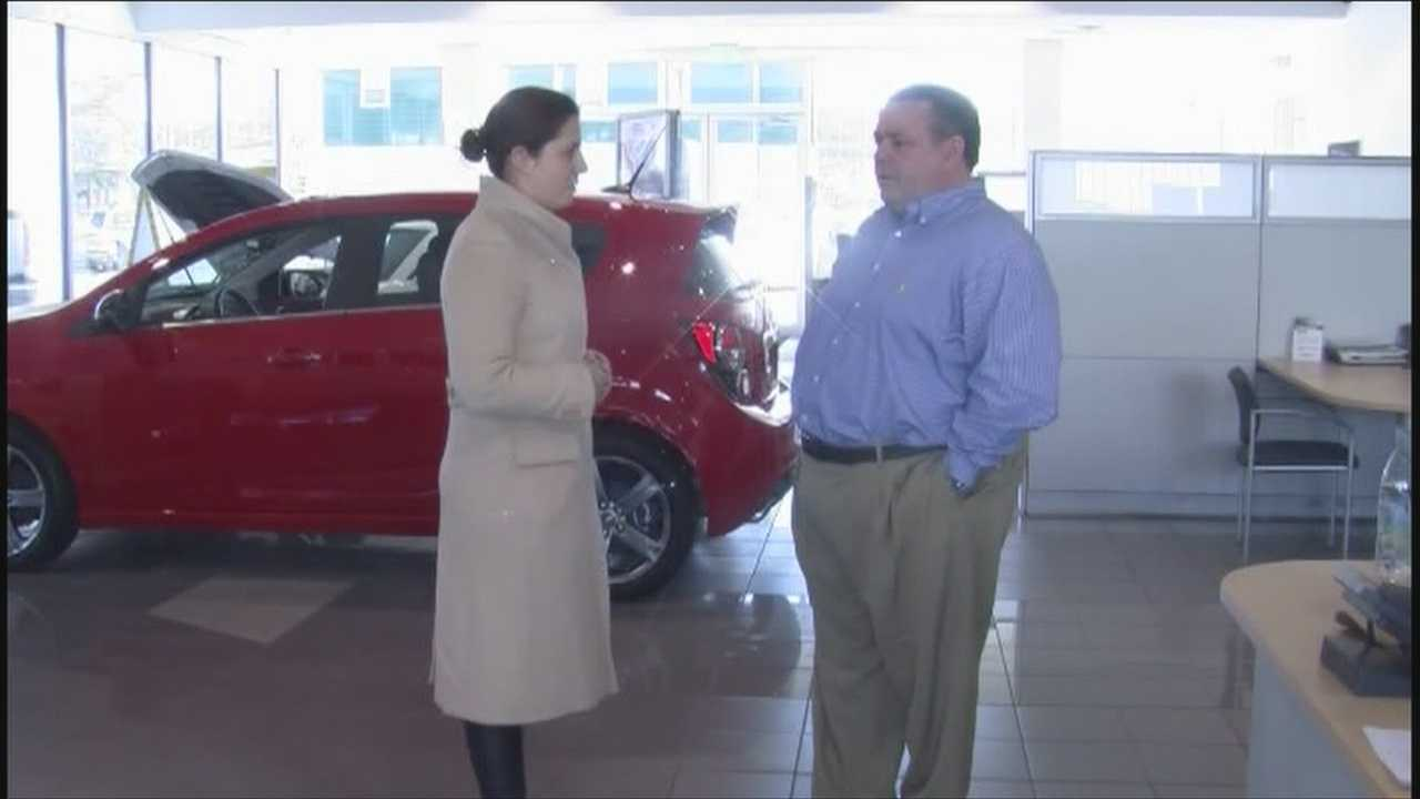 Stefanik discusses issues with businesses