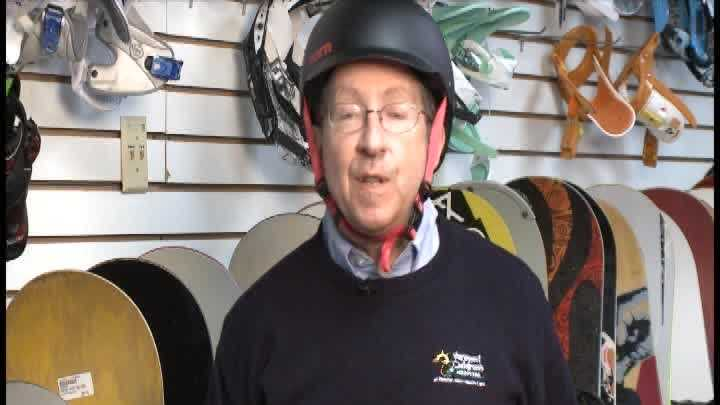 Hit The Slopes Not Your Head -- Wear A Helmet